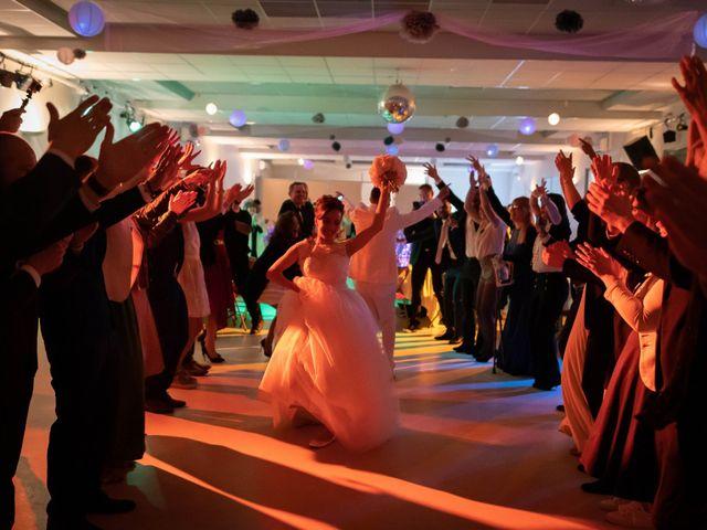 Le mariage de Donovan et Alexia à Nouan-le-Fuzelier, Loir-et-Cher 40