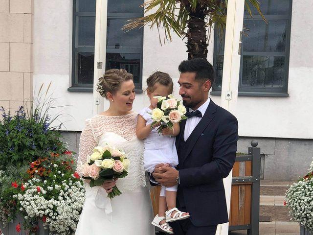 Le mariage de Luigi et Adeline à Wattrelos, Nord 2
