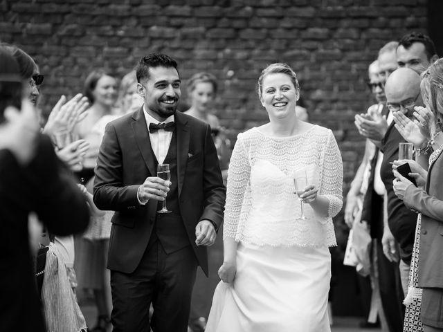 Le mariage de Adeline et Luigi