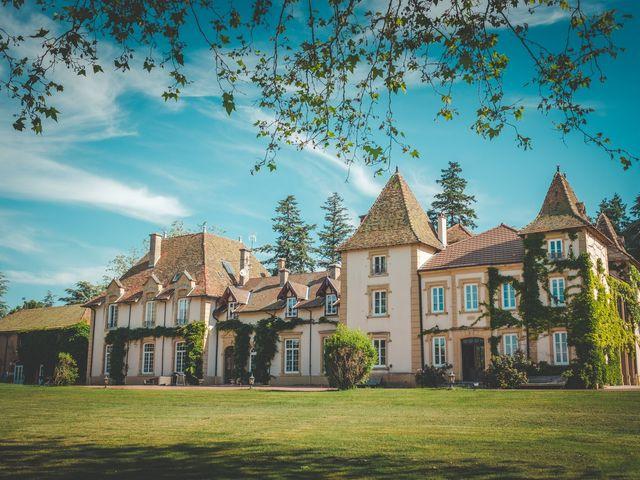 Le mariage de Damien et Marlyse à Cordelle, Loire 3