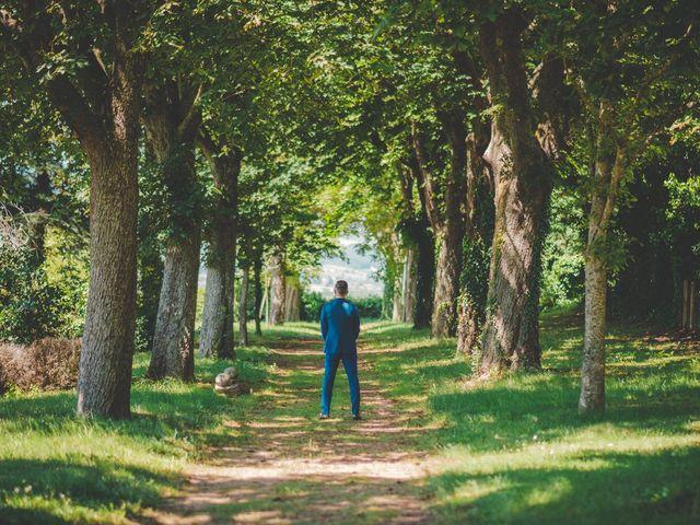 Le mariage de Damien et Marlyse à Cordelle, Loire 27