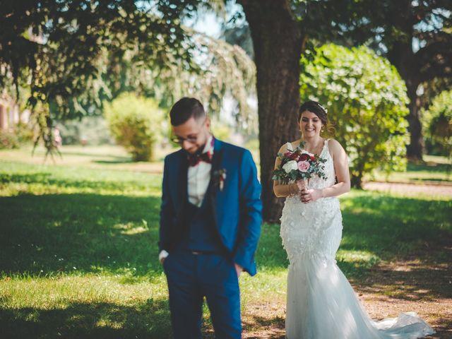 Le mariage de Damien et Marlyse à Cordelle, Loire 32