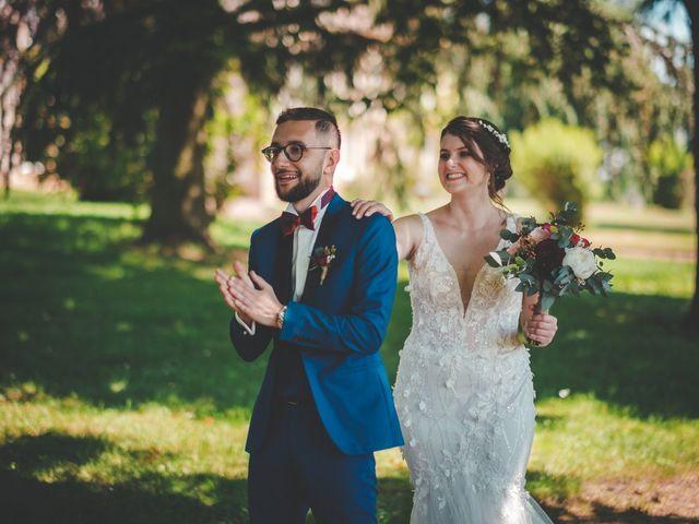 Le mariage de Damien et Marlyse à Cordelle, Loire 33