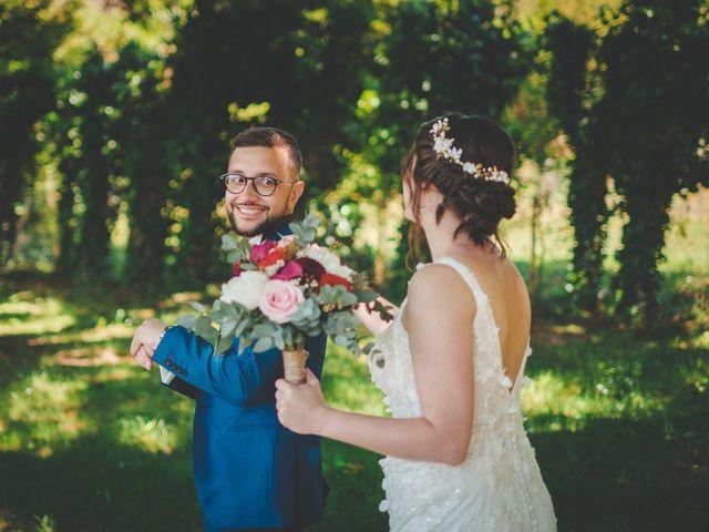 Le mariage de Damien et Marlyse à Cordelle, Loire 34