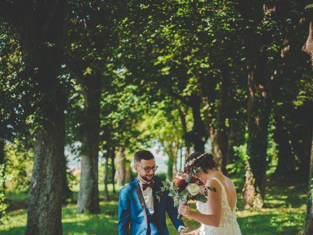 Le mariage de Damien et Marlyse à Cordelle, Loire 39