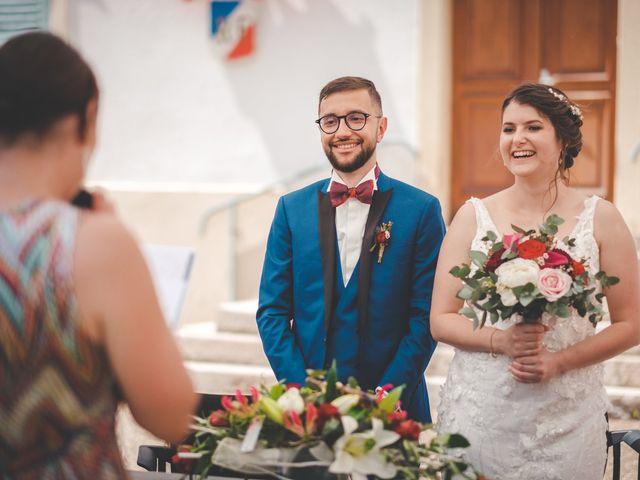 Le mariage de Damien et Marlyse à Cordelle, Loire 45