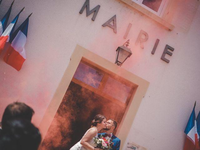 Le mariage de Damien et Marlyse à Cordelle, Loire 47