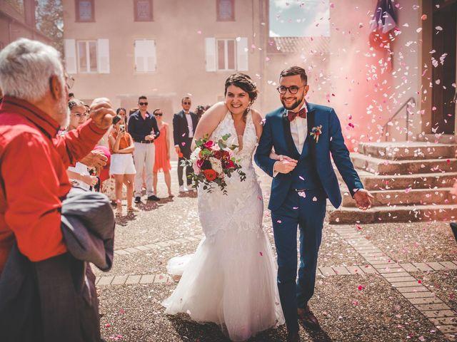 Le mariage de Marlyse et Damien