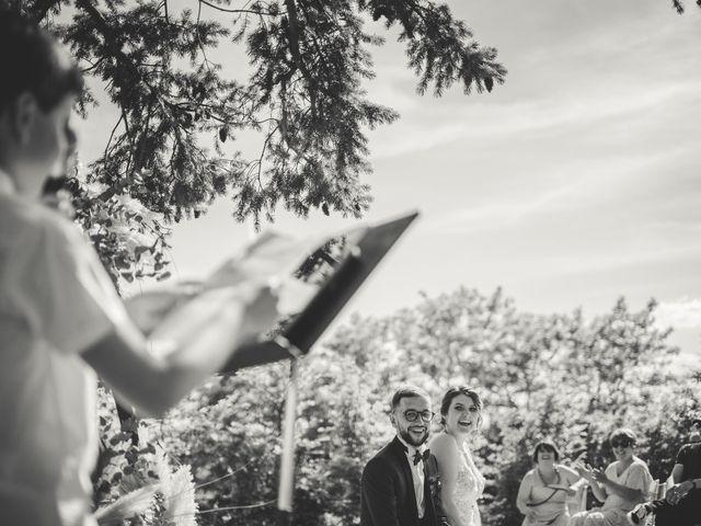 Le mariage de Damien et Marlyse à Cordelle, Loire 60