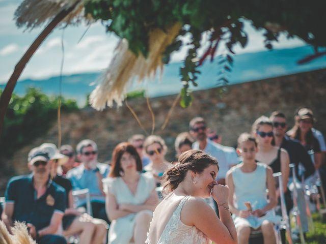 Le mariage de Damien et Marlyse à Cordelle, Loire 64