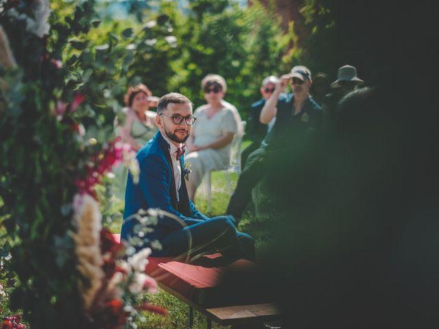 Le mariage de Damien et Marlyse à Cordelle, Loire 65