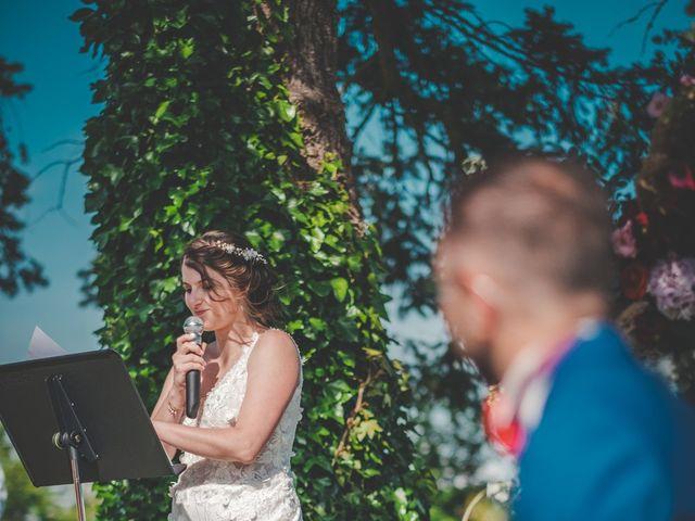 Le mariage de Damien et Marlyse à Cordelle, Loire 67