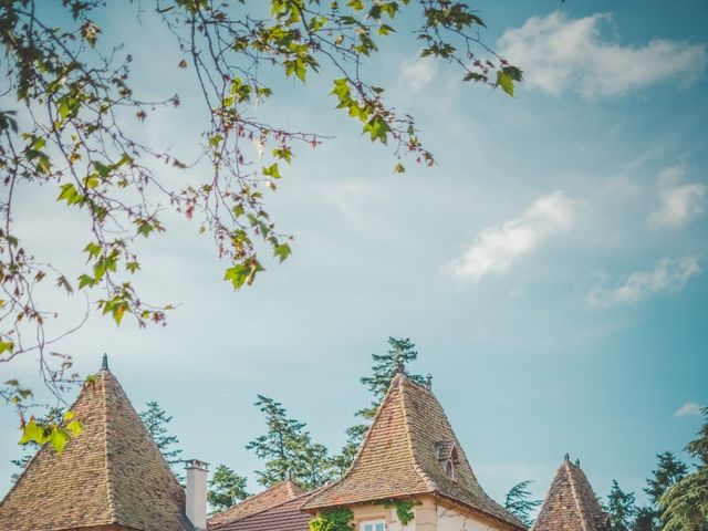 Le mariage de Damien et Marlyse à Cordelle, Loire 78