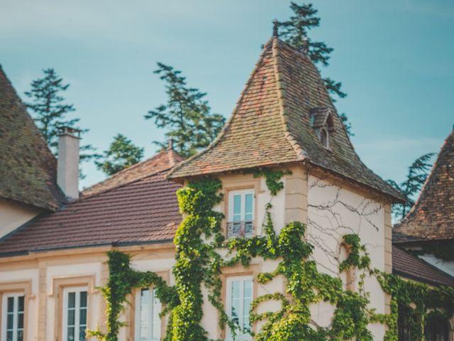 Le mariage de Damien et Marlyse à Cordelle, Loire 79