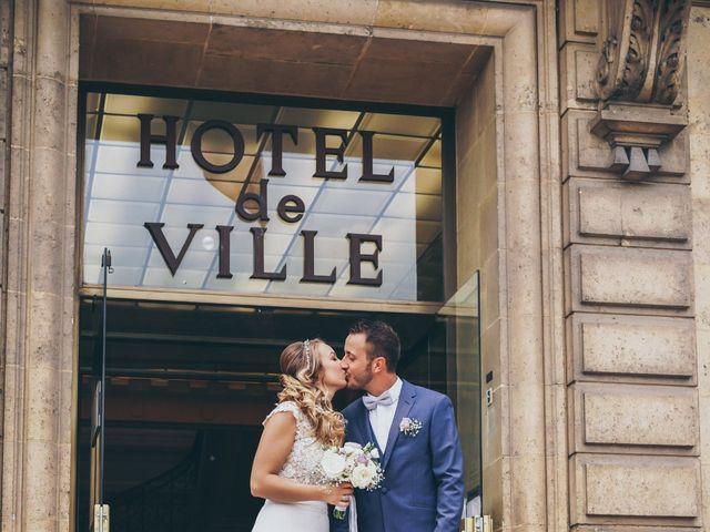 Le mariage de Gregory et Elsie à Toulouse, Haute-Garonne 8