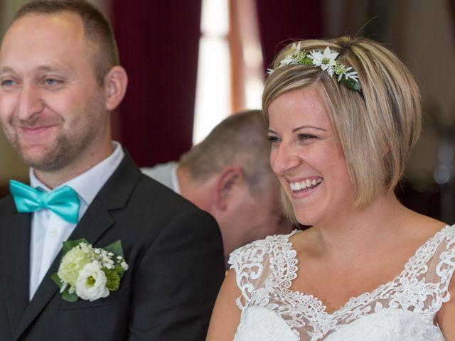 Le mariage de Nicolas et Marine à Muttersholtz, Bas Rhin 18