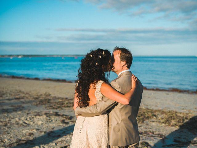 Le mariage de Yves et Gaëlle à Île-Tudy, Finistère 3