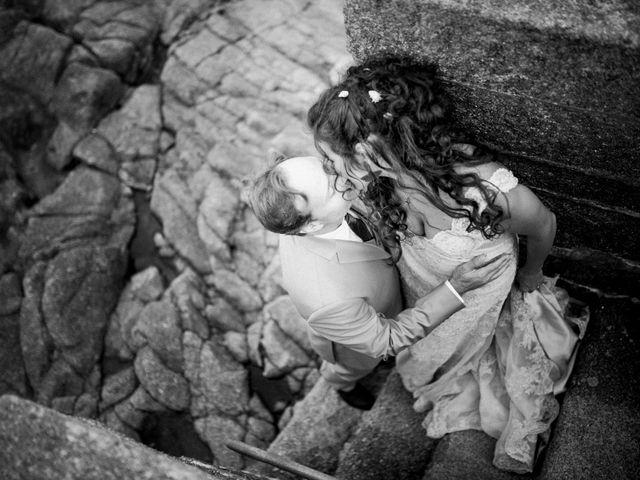 Le mariage de Yves et Gaëlle à Île-Tudy, Finistère 1