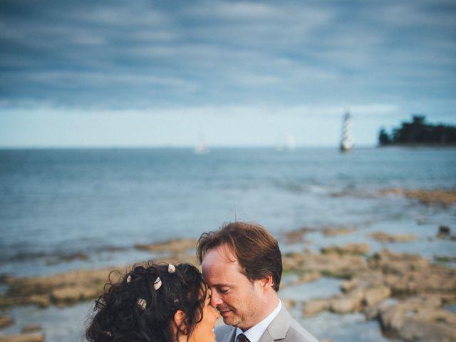 Le mariage de Yves et Gaëlle à Île-Tudy, Finistère 4
