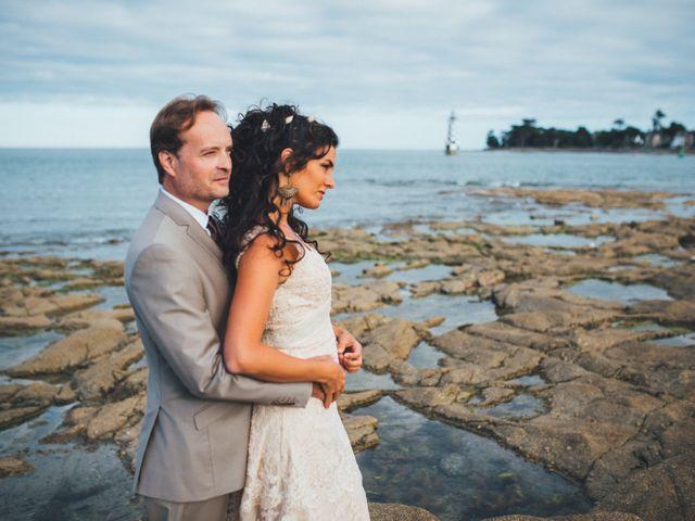 Le mariage de Yves et Gaëlle à Île-Tudy, Finistère 2