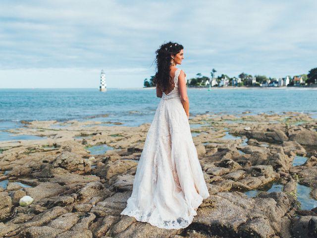 Le mariage de Yves et Gaëlle à Île-Tudy, Finistère 5