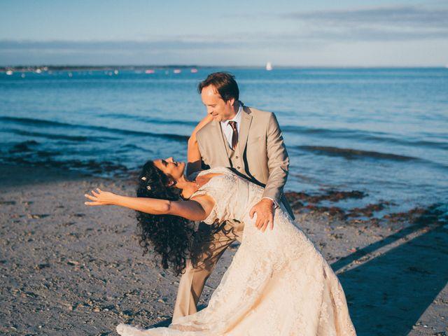 Le mariage de Yves et Gaëlle à Île-Tudy, Finistère 7