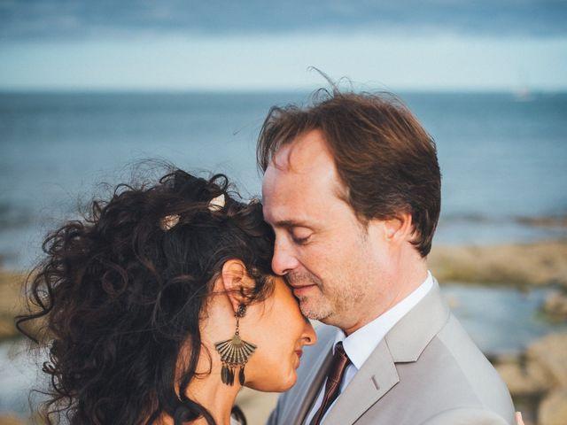 Le mariage de Yves et Gaëlle à Île-Tudy, Finistère 10