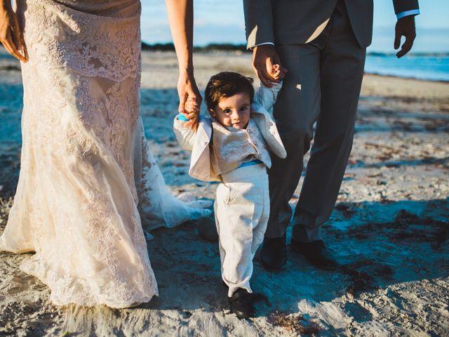Le mariage de Yves et Gaëlle à Île-Tudy, Finistère 12