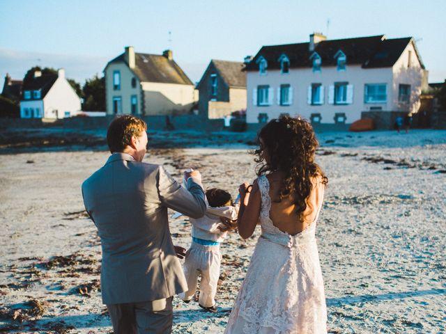 Le mariage de Yves et Gaëlle à Île-Tudy, Finistère 13