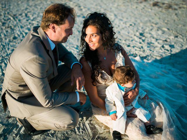 Le mariage de Yves et Gaëlle à Île-Tudy, Finistère 15