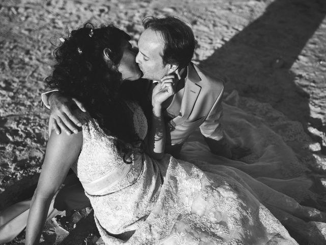 Le mariage de Yves et Gaëlle à Île-Tudy, Finistère 16