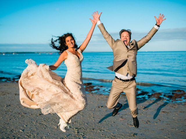Le mariage de Yves et Gaëlle à Île-Tudy, Finistère 18
