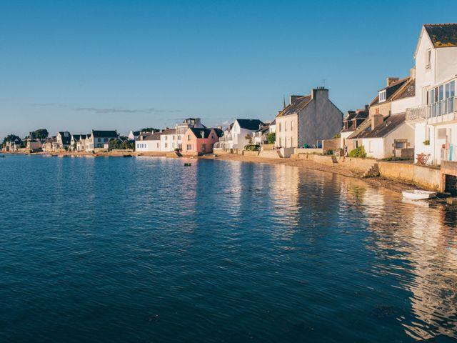 Le mariage de Yves et Gaëlle à Île-Tudy, Finistère 20