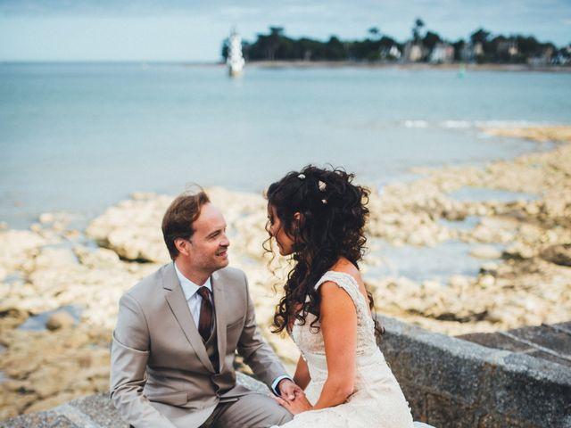 Le mariage de Yves et Gaëlle à Île-Tudy, Finistère 21