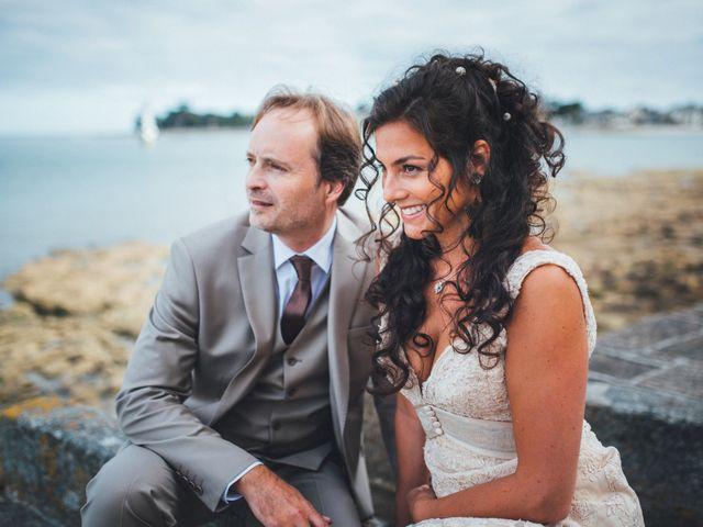 Le mariage de Yves et Gaëlle à Île-Tudy, Finistère 22