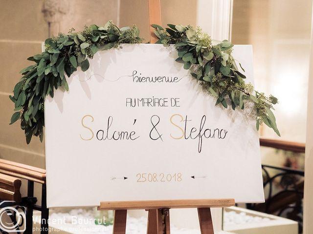 Le mariage de Stefano et Salomé à Neuchâtel-Urtière, Doubs 26