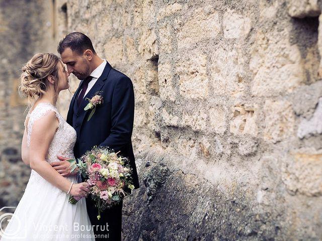 Le mariage de Stefano et Salomé à Neuchâtel-Urtière, Doubs 29