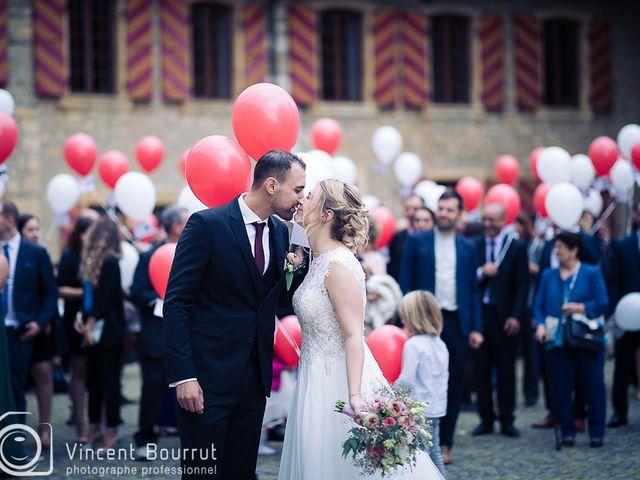 Le mariage de Stefano et Salomé à Neuchâtel-Urtière, Doubs 31