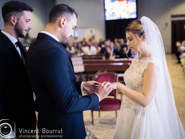 Le mariage de Stefano et Salomé à Neuchâtel-Urtière, Doubs 42