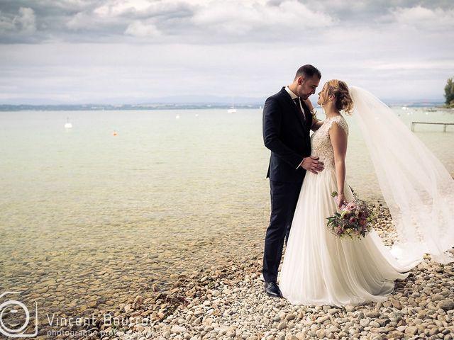 Le mariage de Stefano et Salomé à Neuchâtel-Urtière, Doubs 58