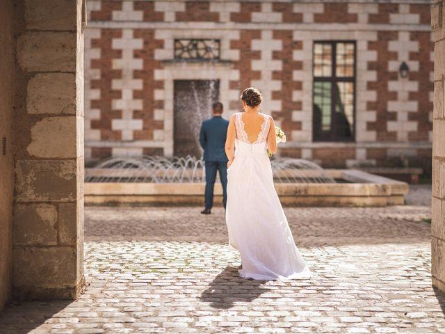 Le mariage de Thomas et Marion à Choué, Loir-et-Cher 5