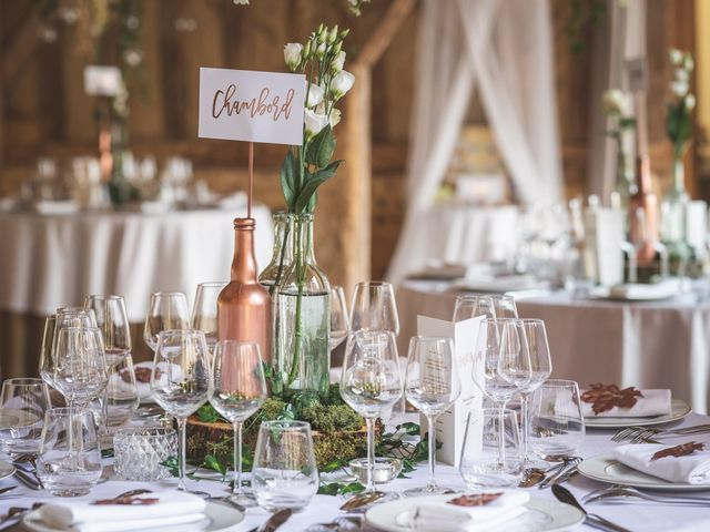 Le mariage de Thomas et Marion à Choué, Loir-et-Cher 8