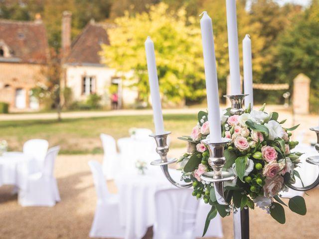 Le mariage de Thomas et Marion à Choué, Loir-et-Cher 9