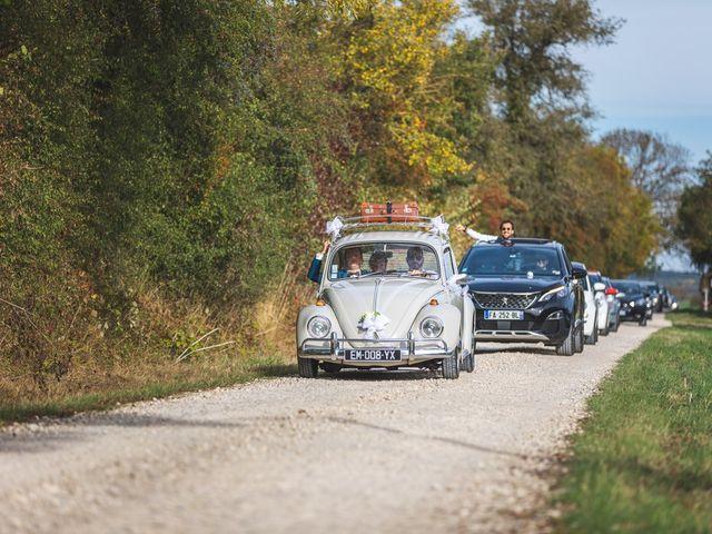 Le mariage de Thomas et Marion à Choué, Loir-et-Cher 11
