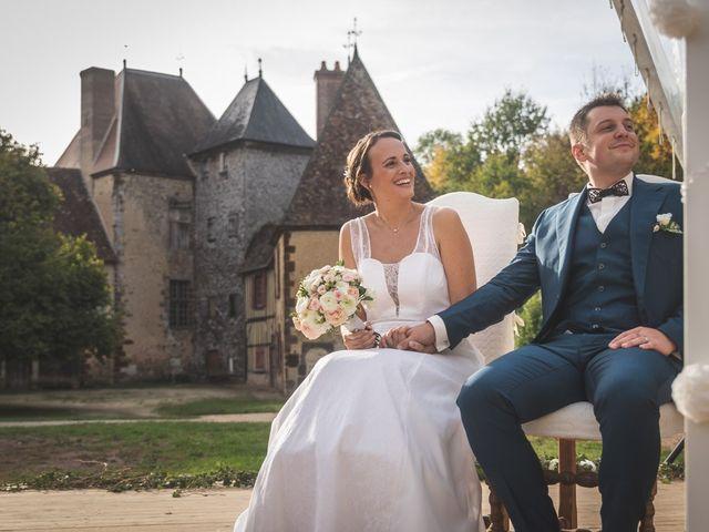 Le mariage de Thomas et Marion à Choué, Loir-et-Cher 13