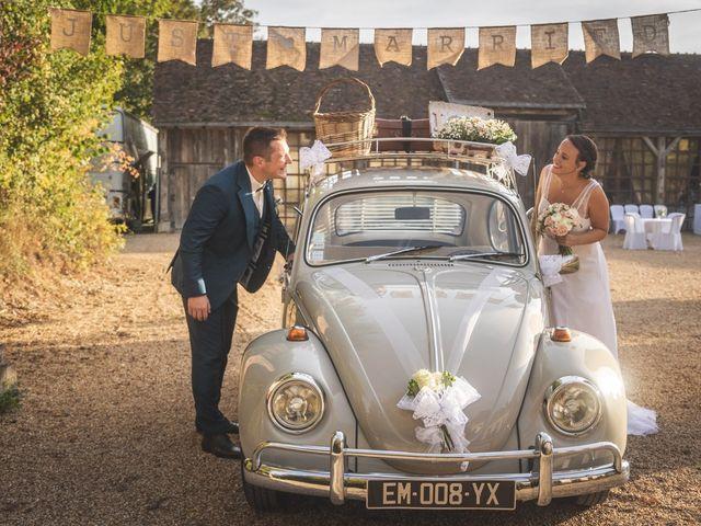 Le mariage de Thomas et Marion à Choué, Loir-et-Cher 15
