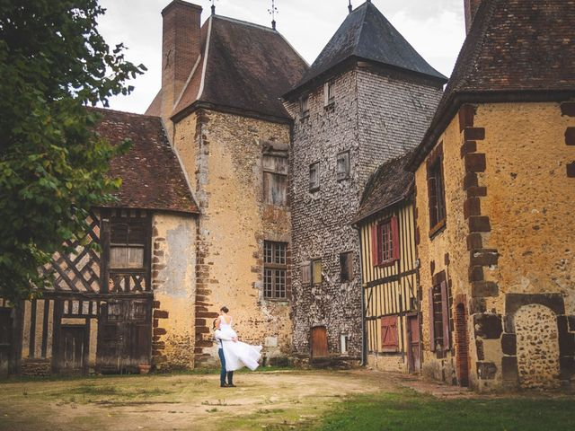 Le mariage de Thomas et Marion à Choué, Loir-et-Cher 20