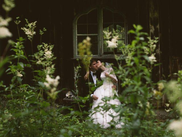 Le mariage de Angy et Martin