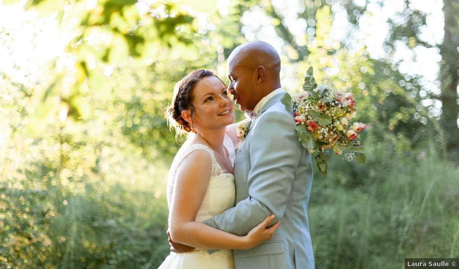 Le mariage de Eric et Angélique à Longué-Jumelles, Maine et Loire
