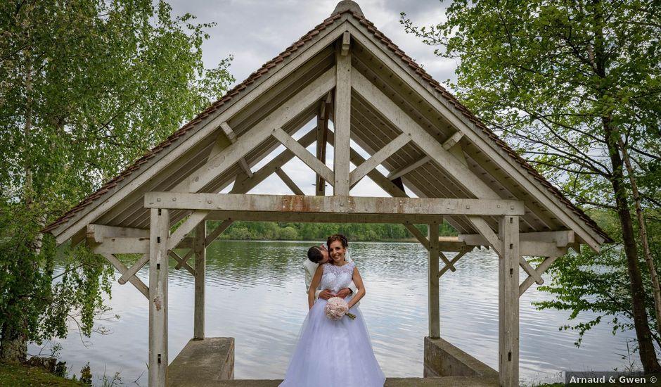 Le mariage de Donovan et Alexia à Nouan-le-Fuzelier, Loir-et-Cher